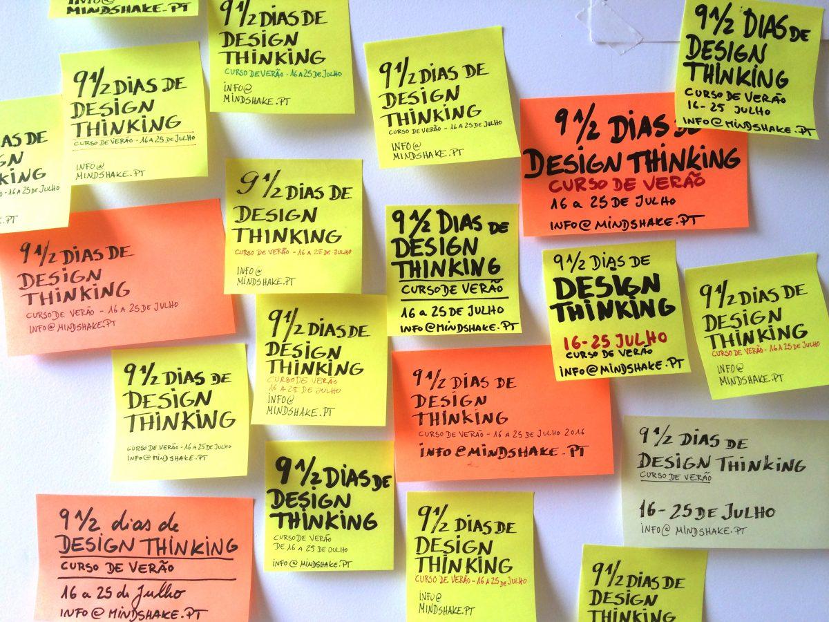 9 ½ Dias de Design Thinking  – 35% desconto