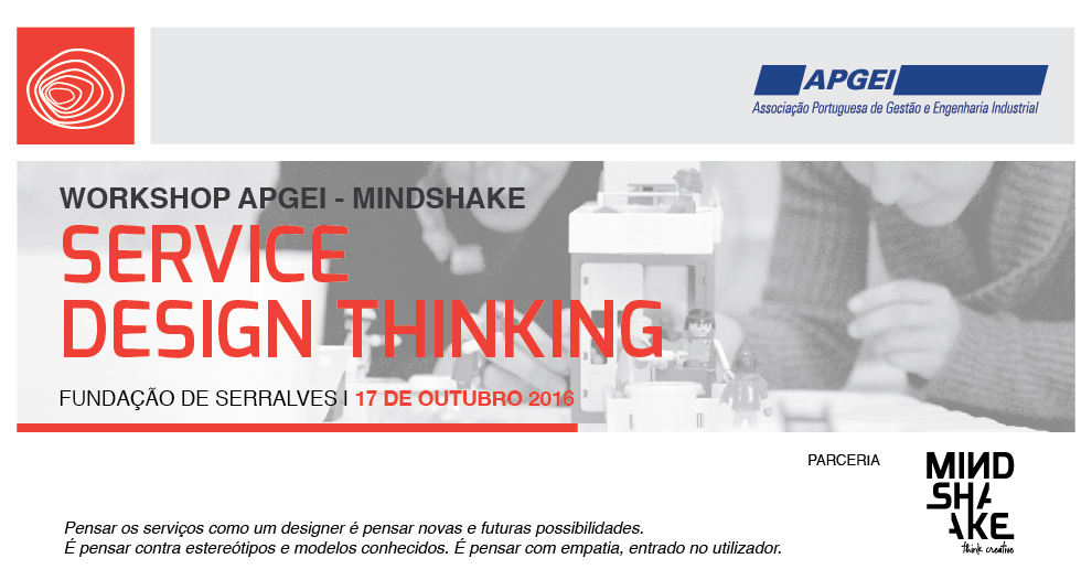 Workshop APGEI – Service Design Thinking